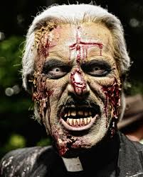 zombie preacher